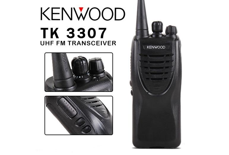 Bộ đàm cầm tay Kenwood TK 3307