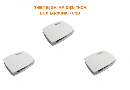 Thiết bị ghi âm kết nối PC T5U2