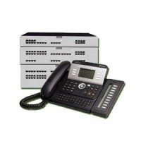 Tổng đài Alcatel-Lucent OmniPCX Office (OXO) (8CO-104Ext)