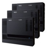 Tổng đài Ip NEC SL1000, cấu hình 12 trung kế 72 máy nhánh