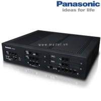 Tổng đài điện thoại Panasonic KX-NS300 – 12 vào 120 máy lẻ