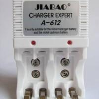Bộ sạc pin 9V Jiabao A-612
