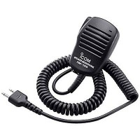 Microphone máy bộ đàm cầm tay Icom HM 186