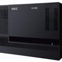 Tổng đài Ip NEC SL1000, cấu hình 12 trung kế 24 máy nhánh