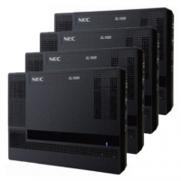 Tổng đài Ip NEC SL1000, cấu hình 40 trung kế 104 máy nhánh
