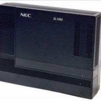 Tổng đài Ip NEC SL1000, cấu hình 4 trung kế 24 máy nhánh