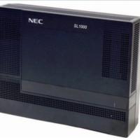 Tổng đài Ip NEC SL1000, cấu hình 8 trung kế 24 máy nhánh