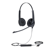 Tai nghe Call Center Jabra Biz 1100 USB Duo