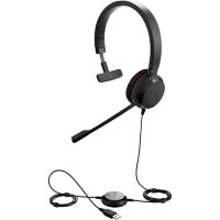 Tai nghe call center Jabra Evolve 20 MS Mono