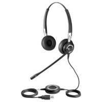 Tai nghe call center Jabra Biz 2400 Duo USB UC&MS
