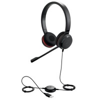Tai nghe call center Jabra Evolve 30 Stereo UC&MS
