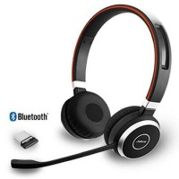 Tai nghe call center Jabra Evolve 65 Stereo UC&MS