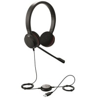 Tai nghe call center Jabra Evolve 20 MS Stereo