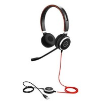 Tai nghe call center Jabra Evolve  40 stereo UC