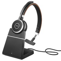 Tai nghe Jabra Evolve 65 incl charging stand MS Mono
