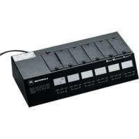 Bộ sạc đa hộc Motorola GP338 – WPLN4080BR; WPPN4080AR