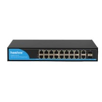Switch Gigabit Hasivo S2600P-16G-2TS