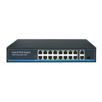 Bộ chuyển đổi mạch Switch Hasivo S2600P-16F-2G-1S