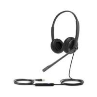 Tai nghe điện thoại Yealink YHS34 Dual (Đệm da)