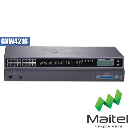 Bộ chuyển đổi ATA VoIP gateway GXW4216