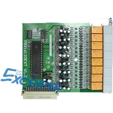 Card CO4 mở rộng 4 trung kế vào bưu điện tổng đài Excelltel CP1696