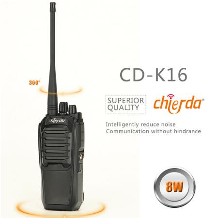 Bộ đàm Chierda CD K16