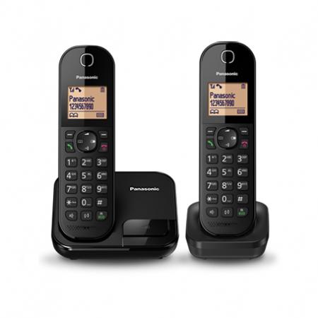Điện thoại bàn không dây Panasonic KX-TGC412