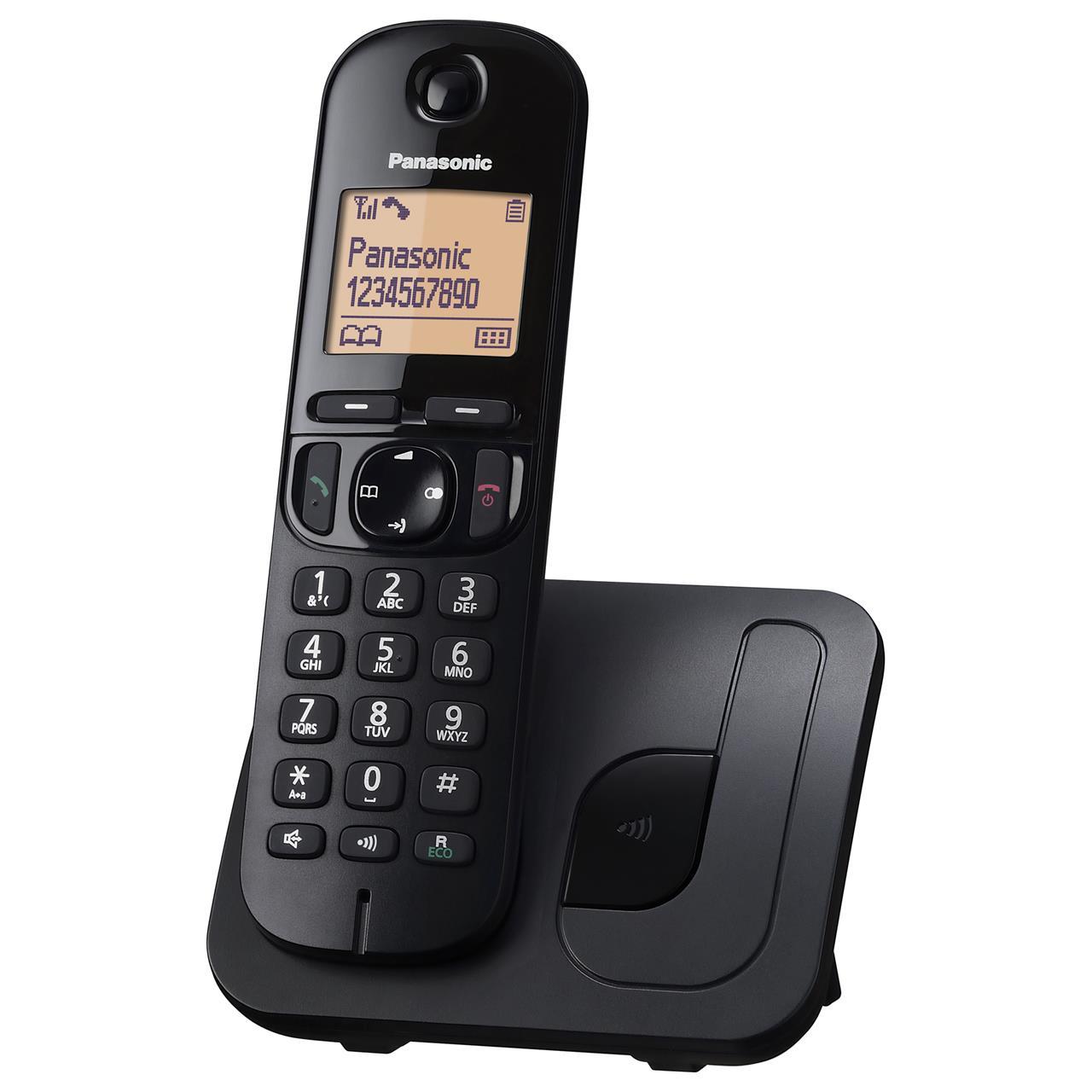 Điện thoại Panasonic KX-TGC210 màn hình LCD 1.6 inch.