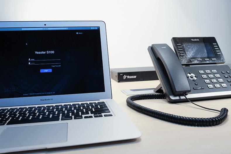 Điện thoại IP Yealink T54S