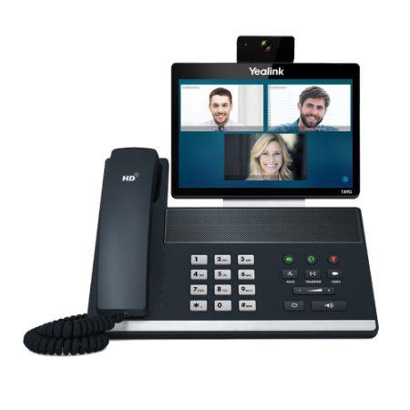 Điện thoại bàn IP Yealink SIP-T49G video
