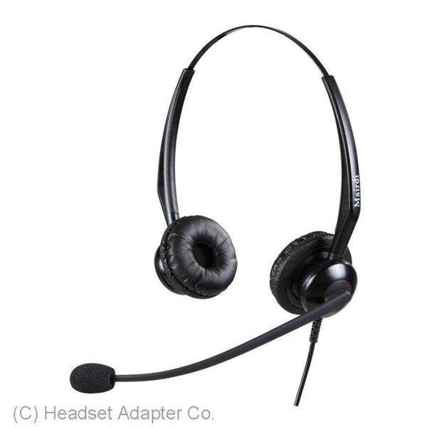 Tai nghe Call center Mairdi MRD-805UC Lync