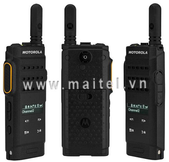 Bộ đàm SL2M - Motorola S series - siêu mỏng, siêu nhỏ