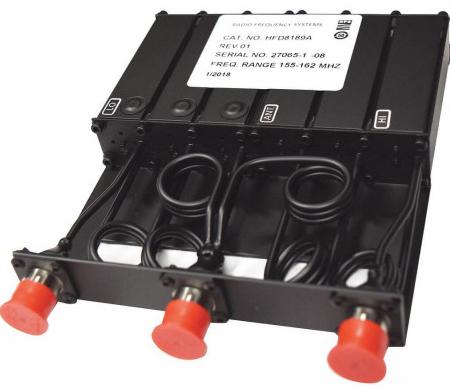 Duplexer Celwave VHF đầu N/Female, 5MHz/Space - HFD8464