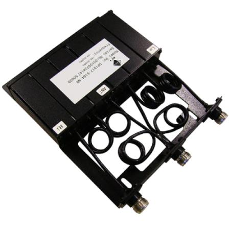 Duplexer Celwave VHF đầu N/Female, 5MHz/Space – HFD8464